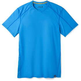 Smartwool Merino Sport 150 Hidden Pocket Tee Men ocean blue